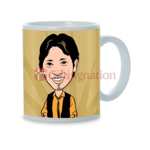 Personalised Photo Mug You're My Thought - Giftingnation - 1