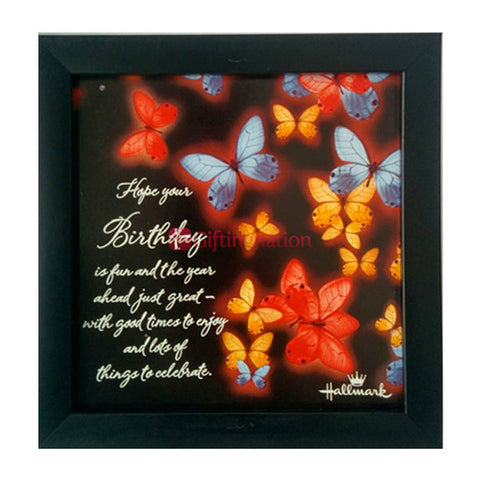 Birthday Gift Celebrations Wall Art - Giftingnation