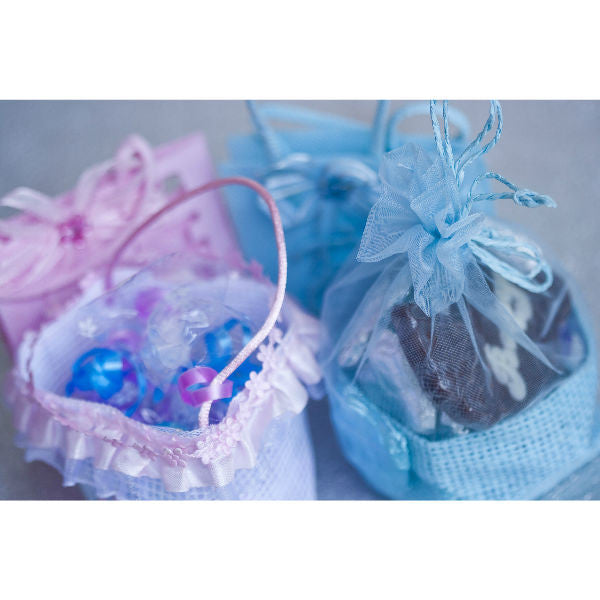 Pretty Chocolate Bags For Baby Girl - Giftingnation