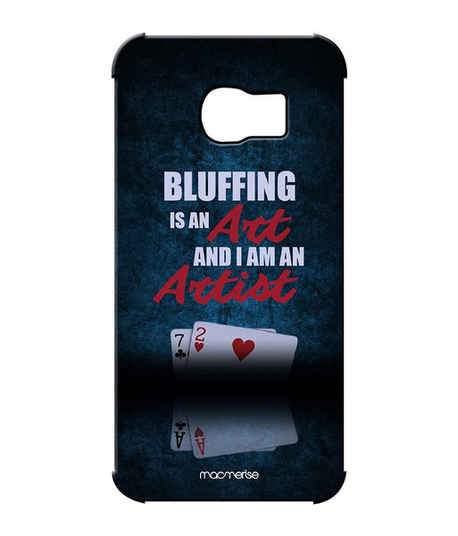 Art of Bluffing Pro case for Samsung S6 Edge - Giftingnation