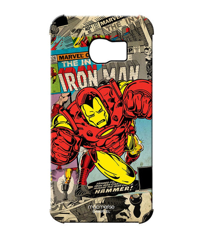 Comic Ironman Pro case for Samsung S6 Edge - Giftingnation