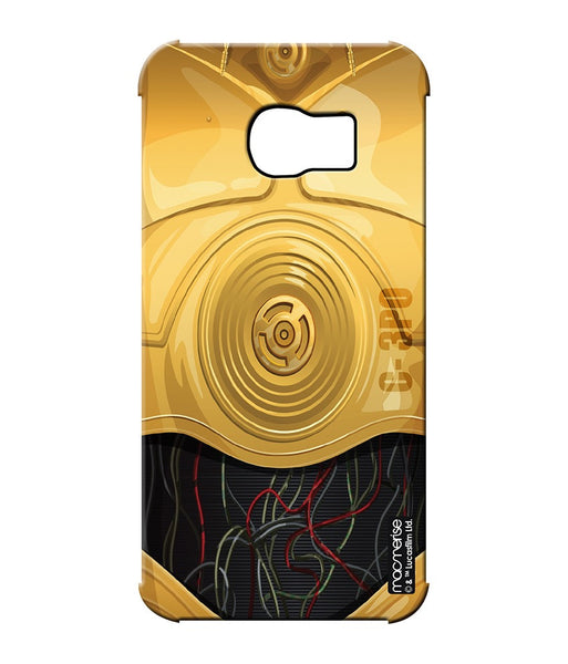 Attire C3PO Pro Case for Samsung S6 Edge - Giftingnation