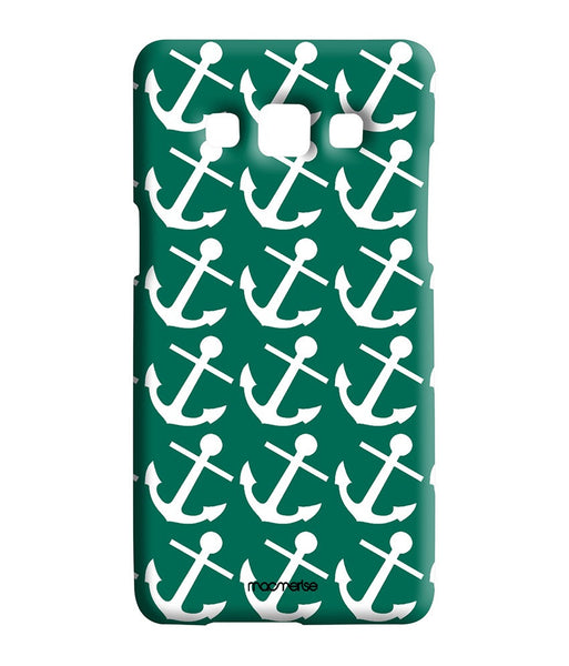 Anchor Green Sublime Case for Samsung A7 - Giftingnation