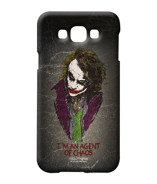 Agent of Chaos Sublime Case for Samsung Grand Max - Giftingnation