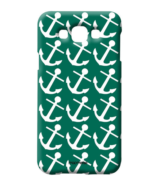 Anchor Green Sublime Case for Samsung A8 - Giftingnation