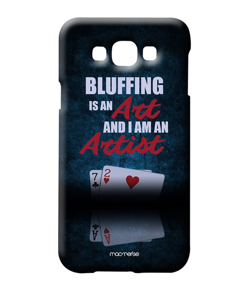 Art of Bluffing Sublime Case for Samsung Grand Max - Giftingnation