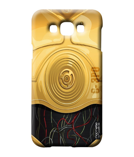 Attire C3PO Sublime Case for Samsung E7 - Giftingnation