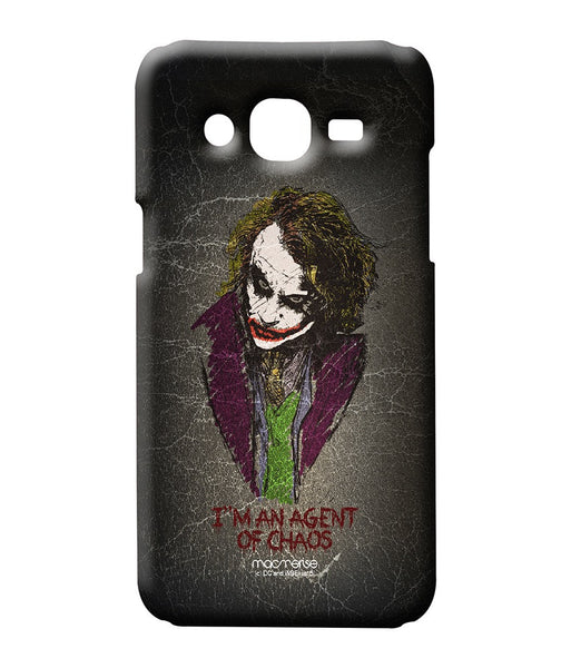 Agent of Chaos Sublime Case for Samsung Grand Prime - Giftingnation