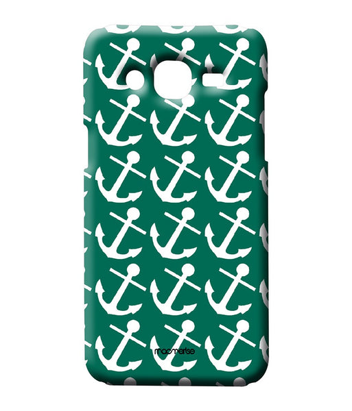 Anchor Green Sublime Case for Samsung On7 - Giftingnation