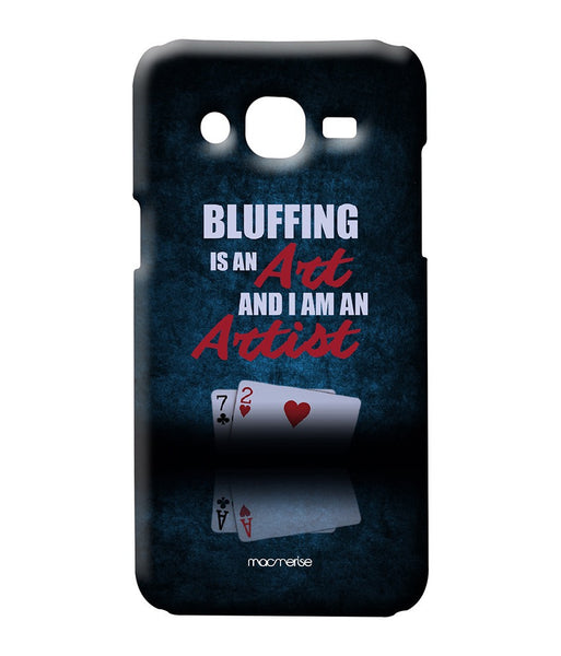 Art of Bluffing Sublime Case for Samsung J7 - Giftingnation