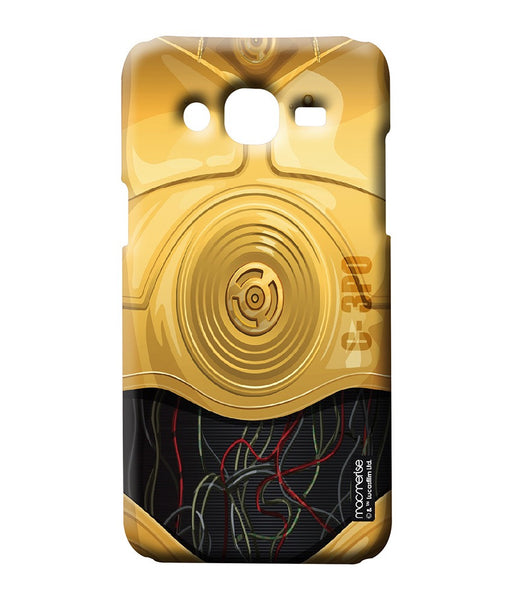Attire C3PO Sublime Case for Samsung J7 - Giftingnation