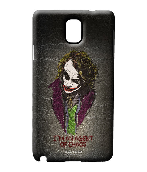 Agent of Chaos Sublime case for Samsung Note 3 - Giftingnation