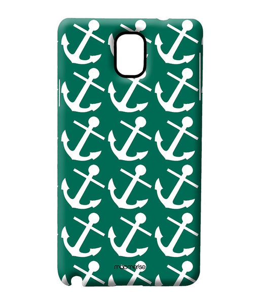 Anchor Green Sublime Case for Samsung Note 3 - Giftingnation
