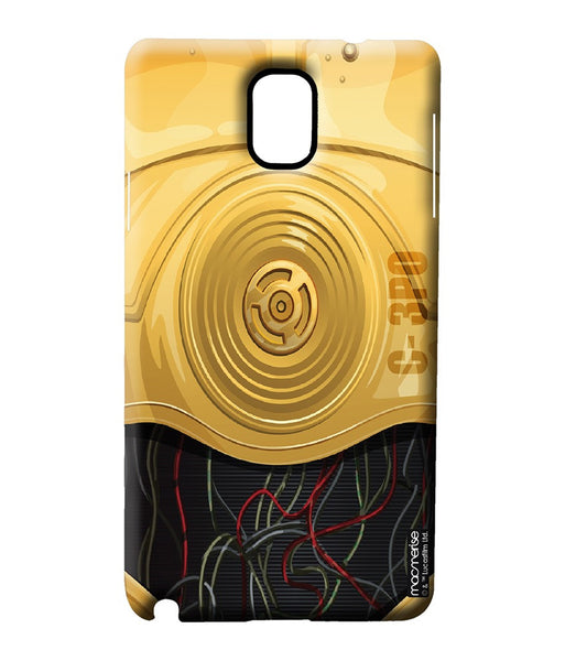 Attire C3PO Sublime Case for Samsung Note 3 - Giftingnation