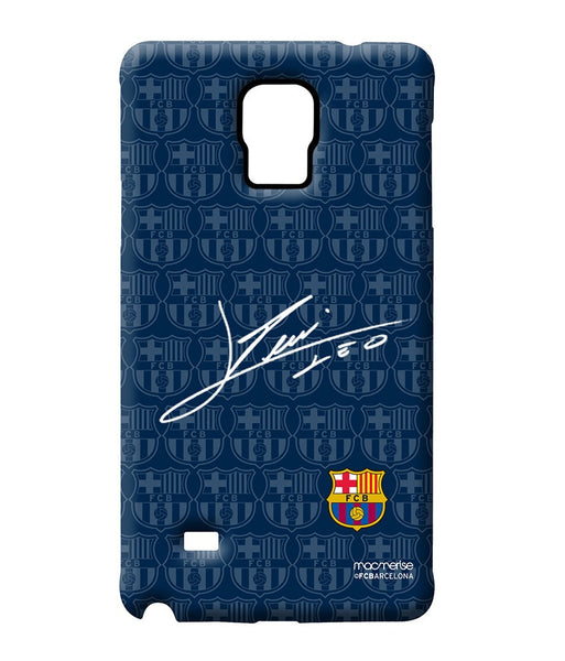 Autograph Messi Sublime Case for Samsung Note 4 - Giftingnation