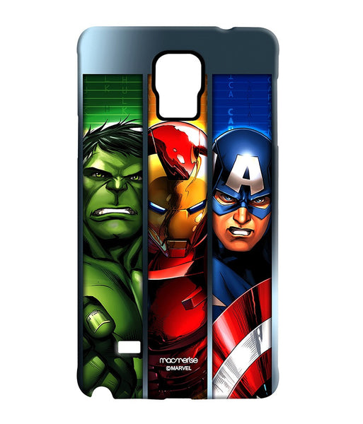 Avengers Angst Sublime Case for Samsung Note 4 - Giftingnation