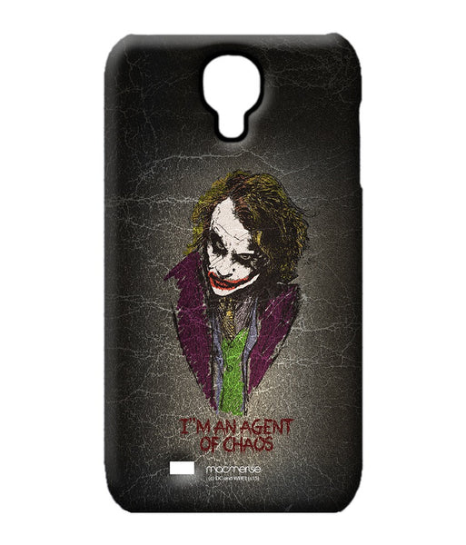 Agent of Chaos Sublime Case for Samsung S4 - Giftingnation
