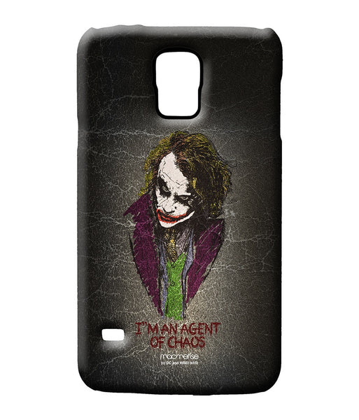 Agent of Chaos Sublime case for Samsung S5 - Giftingnation