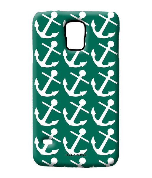 Anchor Green Sublime Case for Samsung S5 - Giftingnation