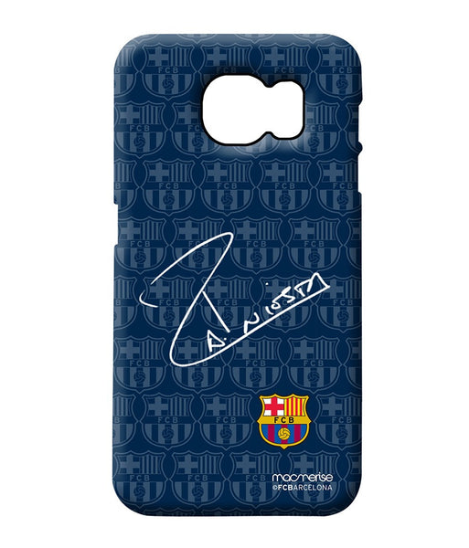 Autograph Iniesta Pro Case for Samsung S6 - Giftingnation