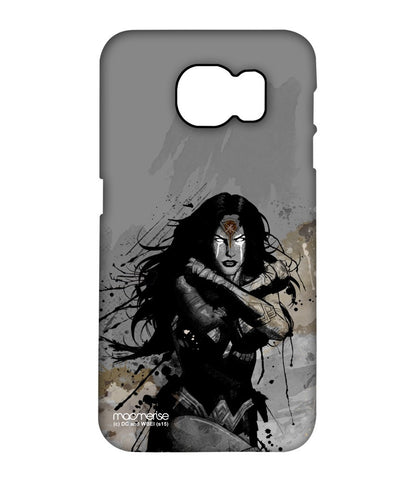 Sketched Wonder Woman Pro Case for Samsung S6 - Giftingnation