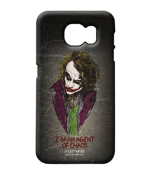 Agent of Chaos Pro case for Samsung S6 - Giftingnation