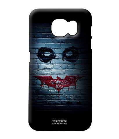 Bat Joker Grafitti Pro case for Samsung S6 - Giftingnation