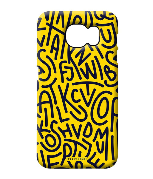 Alphabet Mashup Pro Case for Samsung S6 - Giftingnation
