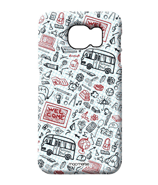 Back to School Pro Case for Samsung S6 - Giftingnation