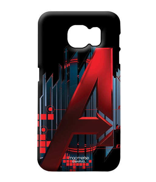 Avengers Logo Pro case for Samsung S6 - Giftingnation