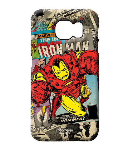 Comic Ironman Pro case for Samsung Note 5 - Giftingnation