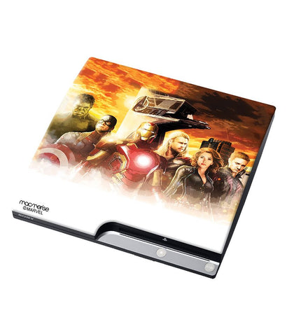 Avengers Entourage Skin for Sony PS3 - Giftingnation