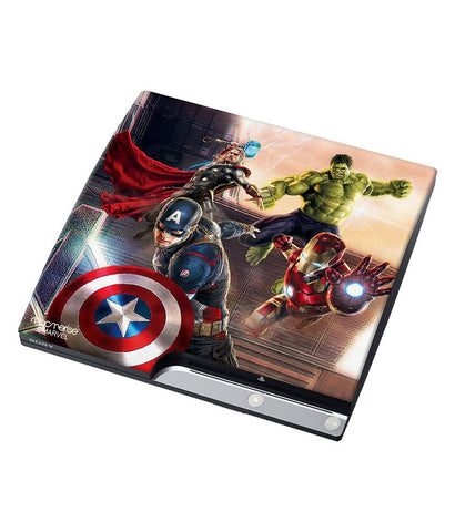 Avengers take Aim Skin for Sony PS3 - Giftingnation