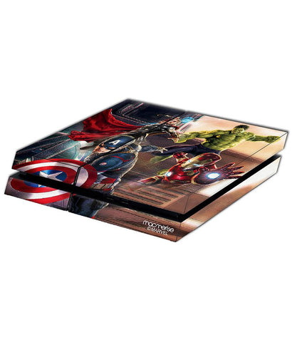 Avengers take Aim Skin for Sony PS4 - Giftingnation