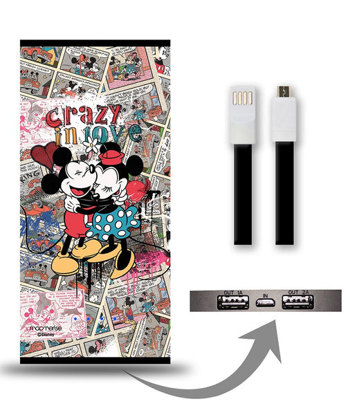 Crazy in love 8000 mAh Universal Power Bank - Giftingnation