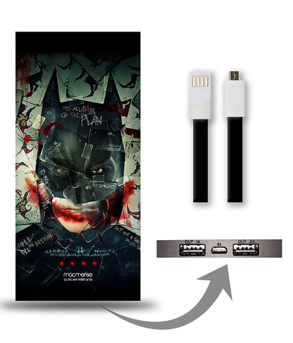 Bat Joker 8000 mAh Universal Power Bank - Giftingnation
