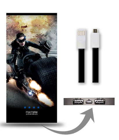 Crafty Catwoman 8000 mAh Universal Power Bank - Giftingnation