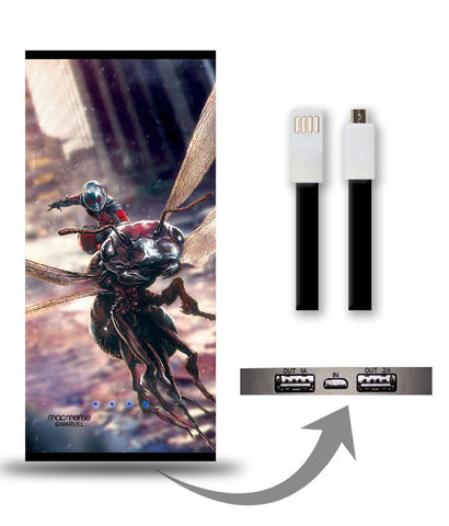 Antman crusade 8000 mAh Universal Power Bank - Giftingnation