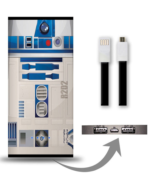 Attire R2D2 8000 mAh Universal Power Bank - Giftingnation