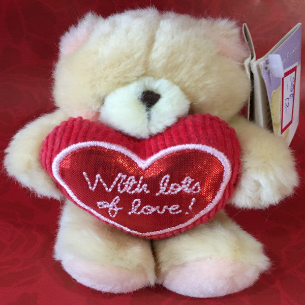 Teddy Bear With Lots Of Love - Giftingnation