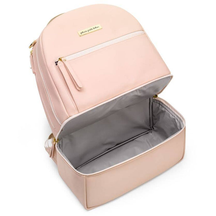 Blush Leatherette - Axis Backpack - Nana Belle