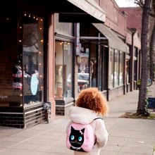 Load image into Gallery viewer, Miss Kitty Bookbag - Nana Belle