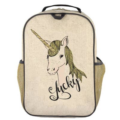 Unicorn School age bag - Nana Belle