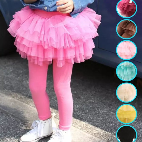 Tutu leggings - Nana Belle