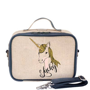 Unicorn Lunchbag School age - Nana Belle