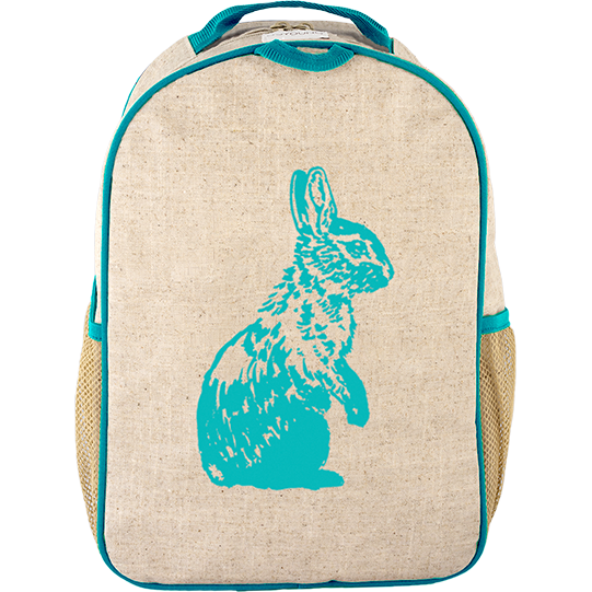 Bunny School age bag - Nana Belle