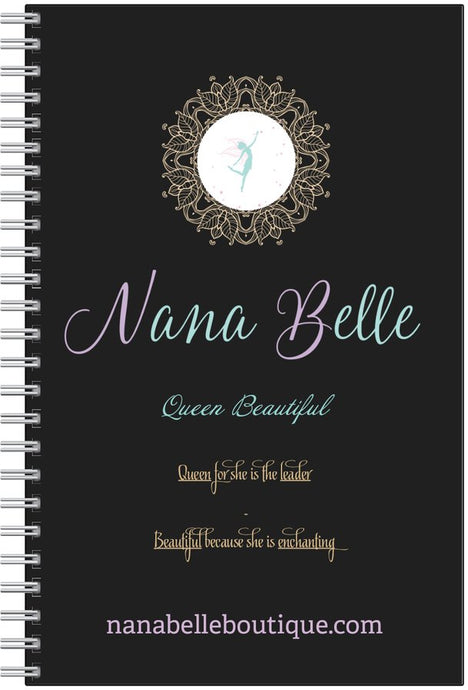 Nana Belle Inspirational Journal - Nana Belle