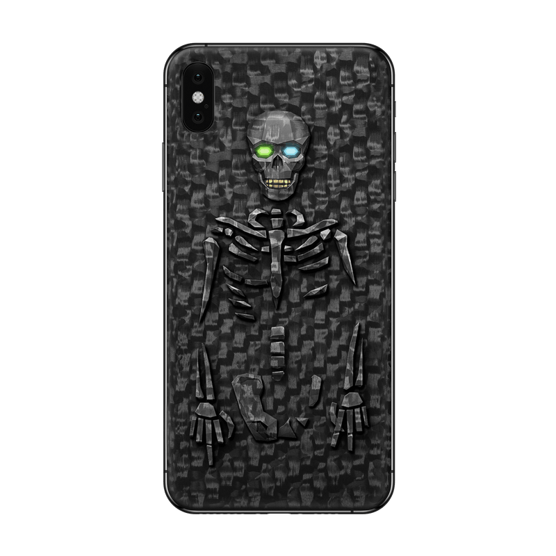 Hadoro iPhone Xs Max Gangsta Bony with-phone