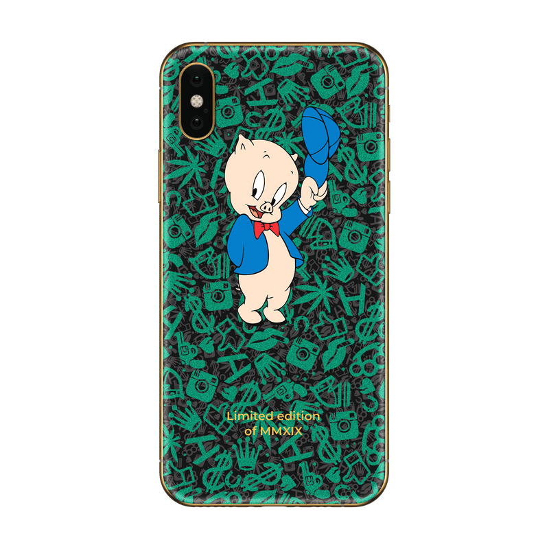 Hadoro iPhone Xs Limited Edition Chinese New Year | Green