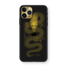 Hadoro iPhone Shadow Dragon | Dark Yellow without-phone